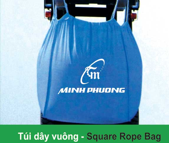 Square Rope Bag