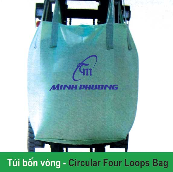 Circular Four-loop Bag